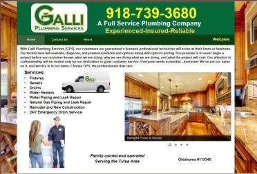 Galli Plumbing Services